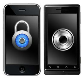 Security Smart Phones